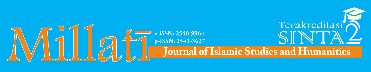 millati journal of islamic studies and humanities
